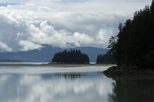 Alaska Water Scene